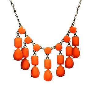 Kate Spade New York Riviera garden bib necklace